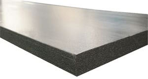 SilverGlo™ crawl space wall insulation available in Rocky Mountain House