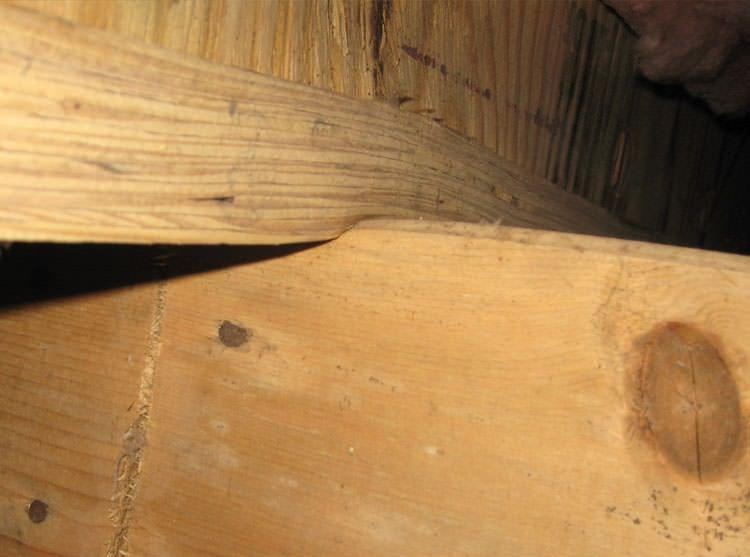Sagging Crawl Space Repair In Calgary Chestermere