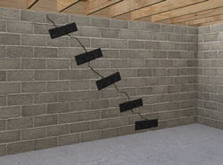 CarbonArmor® Wall Repair in Sylvan Lake, Strathmore, Canmore, Lacombe, Banff, Innisfail, Rocky Mountain House
