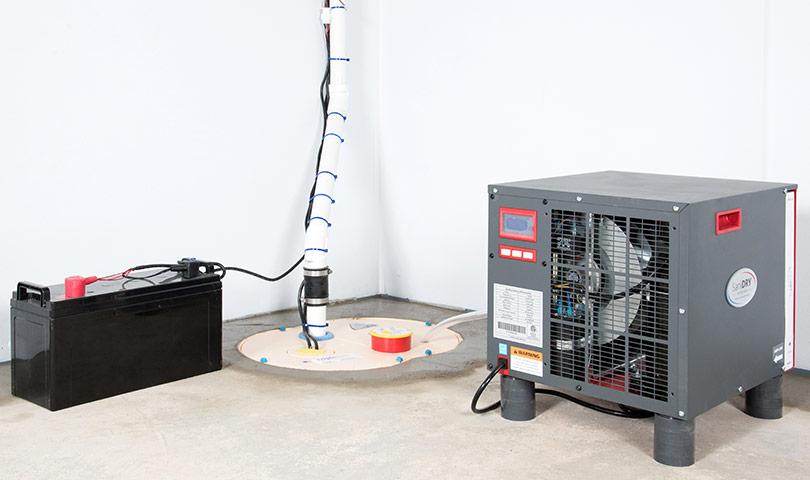 Sump Pump Systems Installation Cochrane Calgary Chestermere