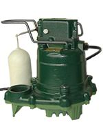 cast-iron zoeller sump pump systems available in Sunnynook, Alberta