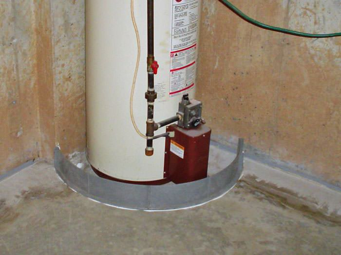Leaking Water Heater Protection In Calgary Chestermere