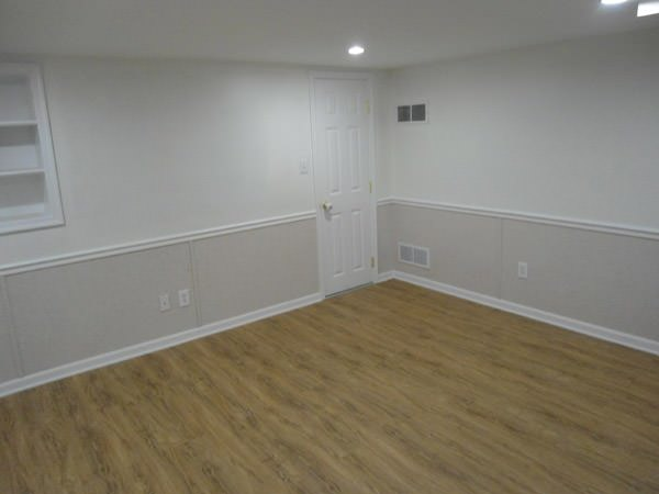 basement wall covering that resists mold & rot for Tilley homeowners